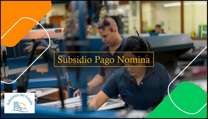 Subsidio Pago De Prima
